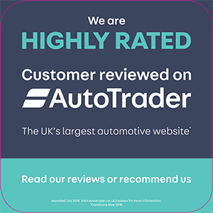 Autotrader Customer Reviews Award